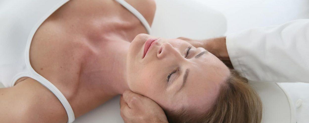 Chiropractic Adjustment Auclair Chiropractic